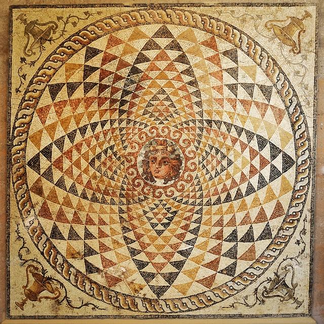 42 Best Images About Roman Mosaics On Pinterest Mosaic