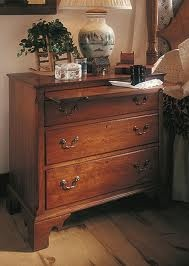 Cherry Bedside Table By Bob Timberlake