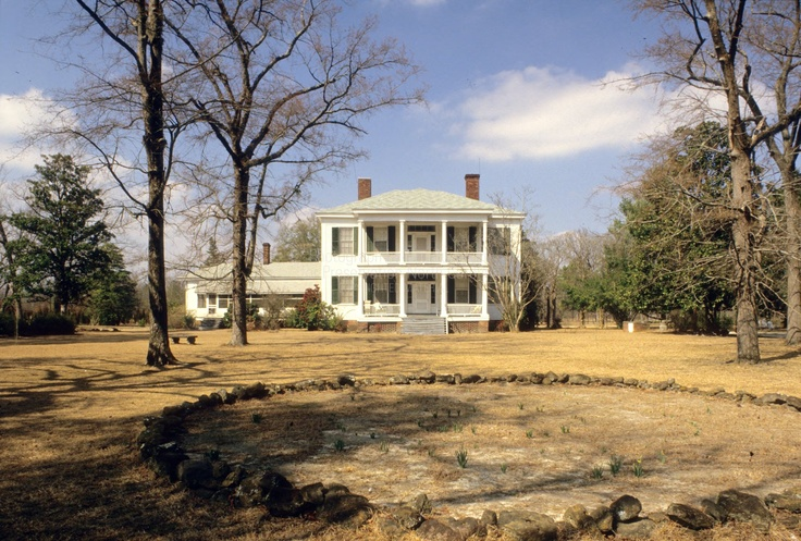 Walnut Grove, 1855 Bladen County, North Carolina