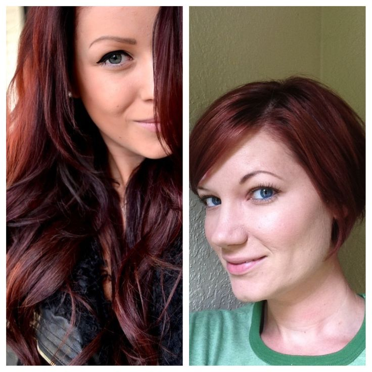 John Frieda 4R Dark Red Brown Foam Hair Styles Pinterest