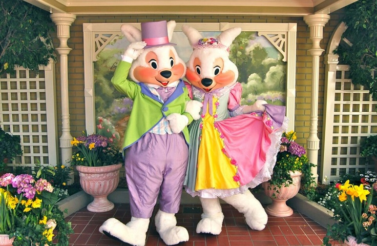 1000+ Images About Easter At Disney On Pinterest