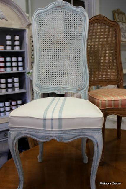 Painting Upholstery With Chalk Paint By Maison Decor Chalk Paint By Annie Sloan Pinterest