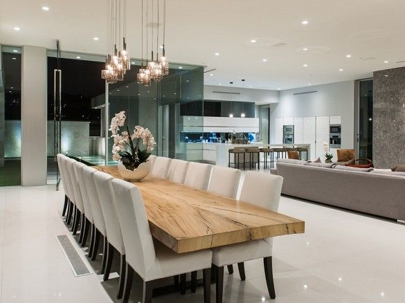 25 Best Ideas About Neutral Dining Rooms On Pinterest Contemporary Neutral Dining Room Brick