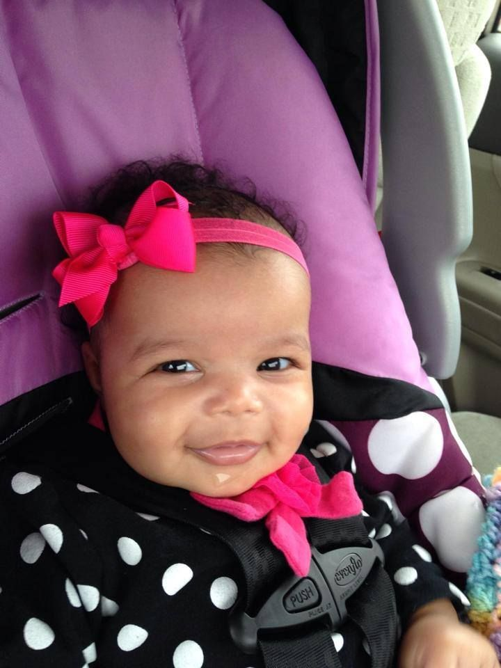 From Janelle Our Three Month Old Baby Avah Sarima She Is