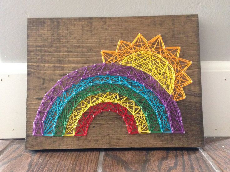 25 Best Ideas About Rainbow Nursery On Pinterest
