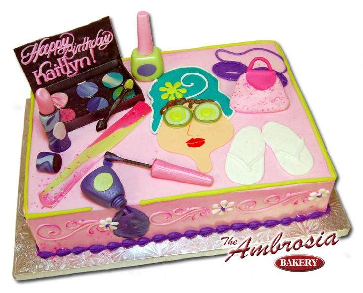 Cool Spa Party Cake Images Arbonne International 1000 Ideas About Spa Personalised Birthday Cards Xaembasilily Jamesorg