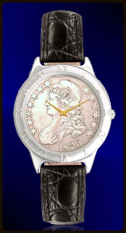 16 Best Mens Coin Watches Images On Pinterest