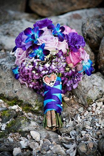 17 Best Ideas About Blue Orchid Bouquet On Pinterest