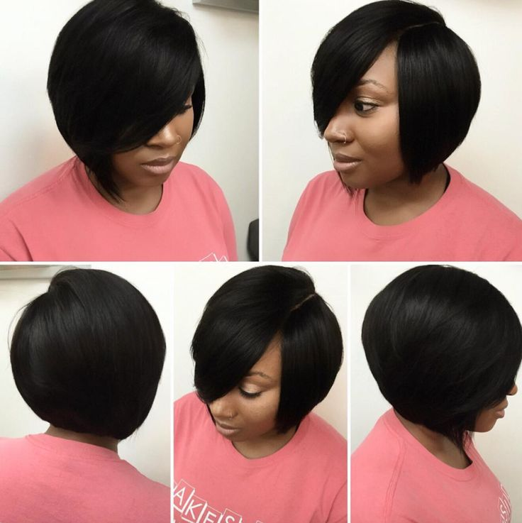 Best 20 Short Sew In Hairstyles Ideas On Pinterest