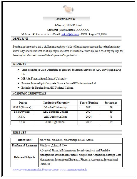 engineering resume format resume format download fresher stonevoices