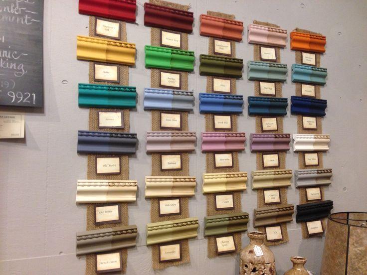 Best 20+ Annie Sloan Colour Chart Ideas On Pinterest