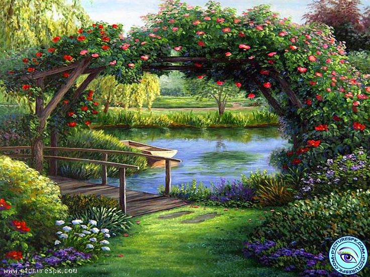 Beautiful Scenery Selected Resoloution 1024x768 Size
