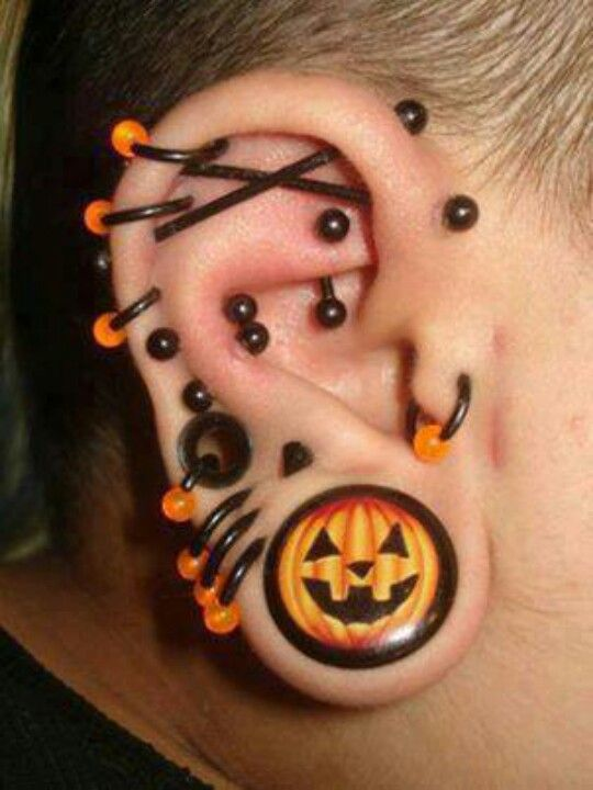 1000 Images About Weird Piercings And Weird Places For