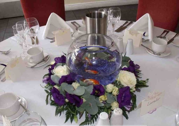 25+ Best Ideas About Round Table Centerpieces On Pinterest