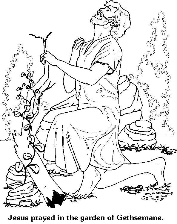 Christian Easter Coloring Pages Easter Activity Pages