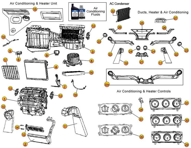 15 Best Images About Jeep JK Parts Diagrams On Pinterest