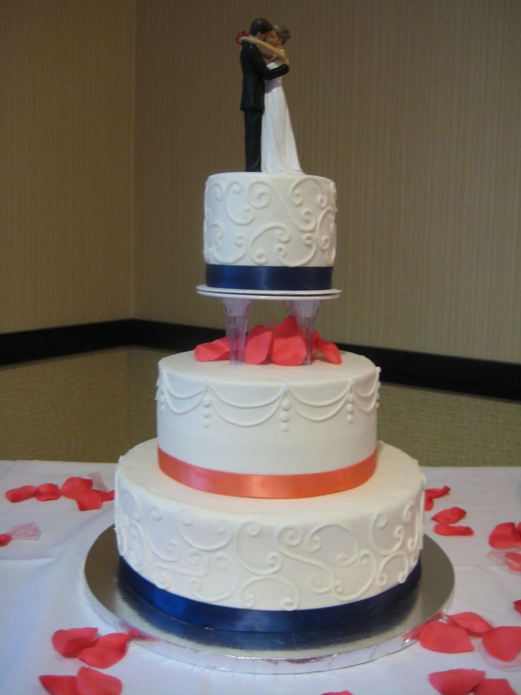 17 Best Images About Wedding Cakes On Pinterest Fresh