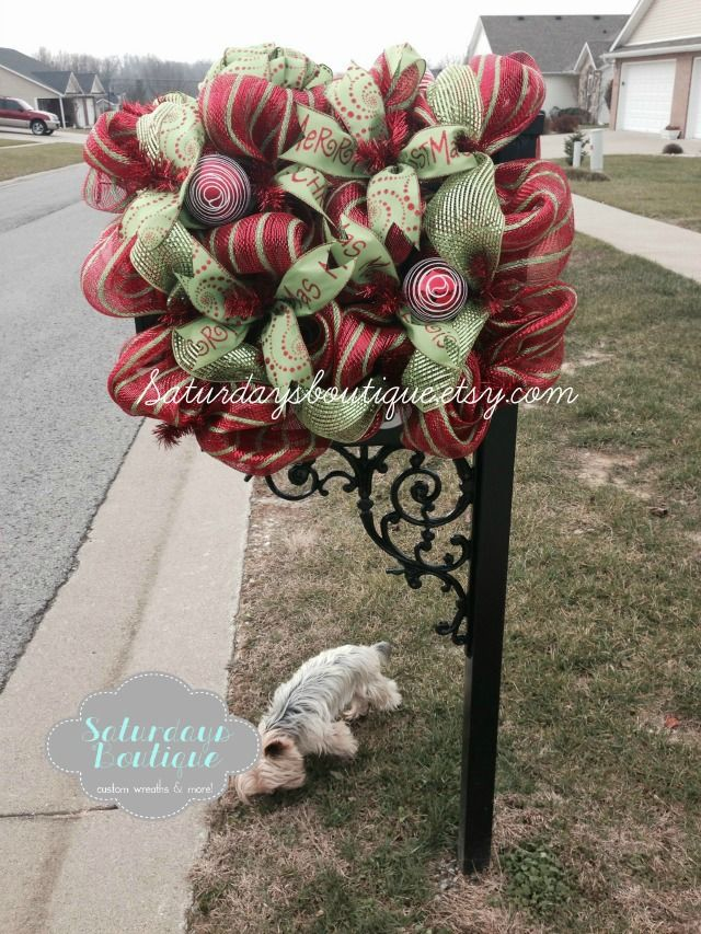 17 Best Images About Diy Mailbox Decorations On Pinterest