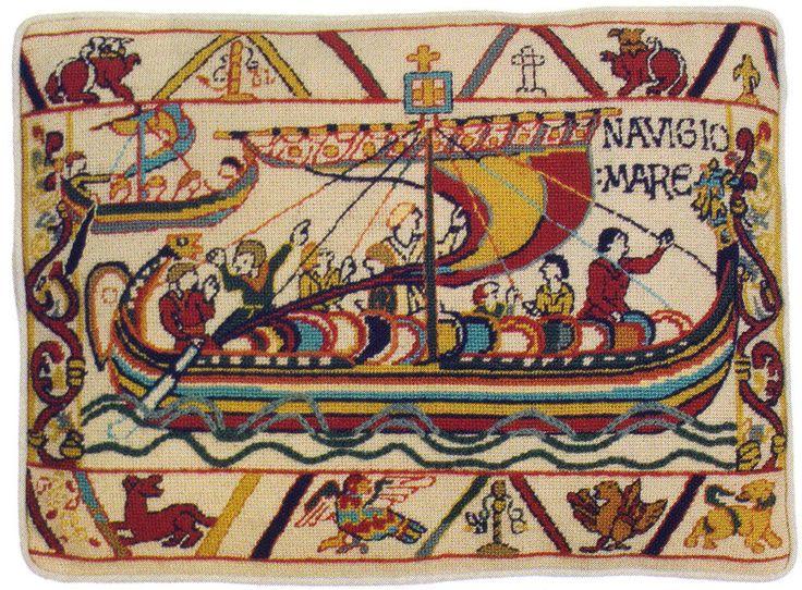 Bayeux Tapestry - Cross Stitch Kit