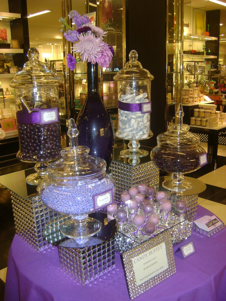 835 Best Images About Candy Buffets Amp Popcorn Displays On