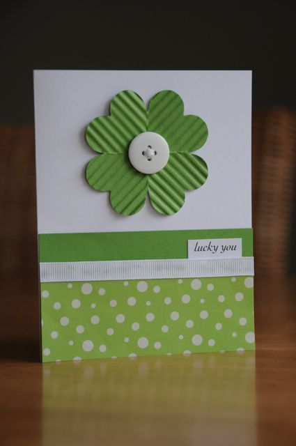 17 Best Images About St Patricks Cards On Pinterest