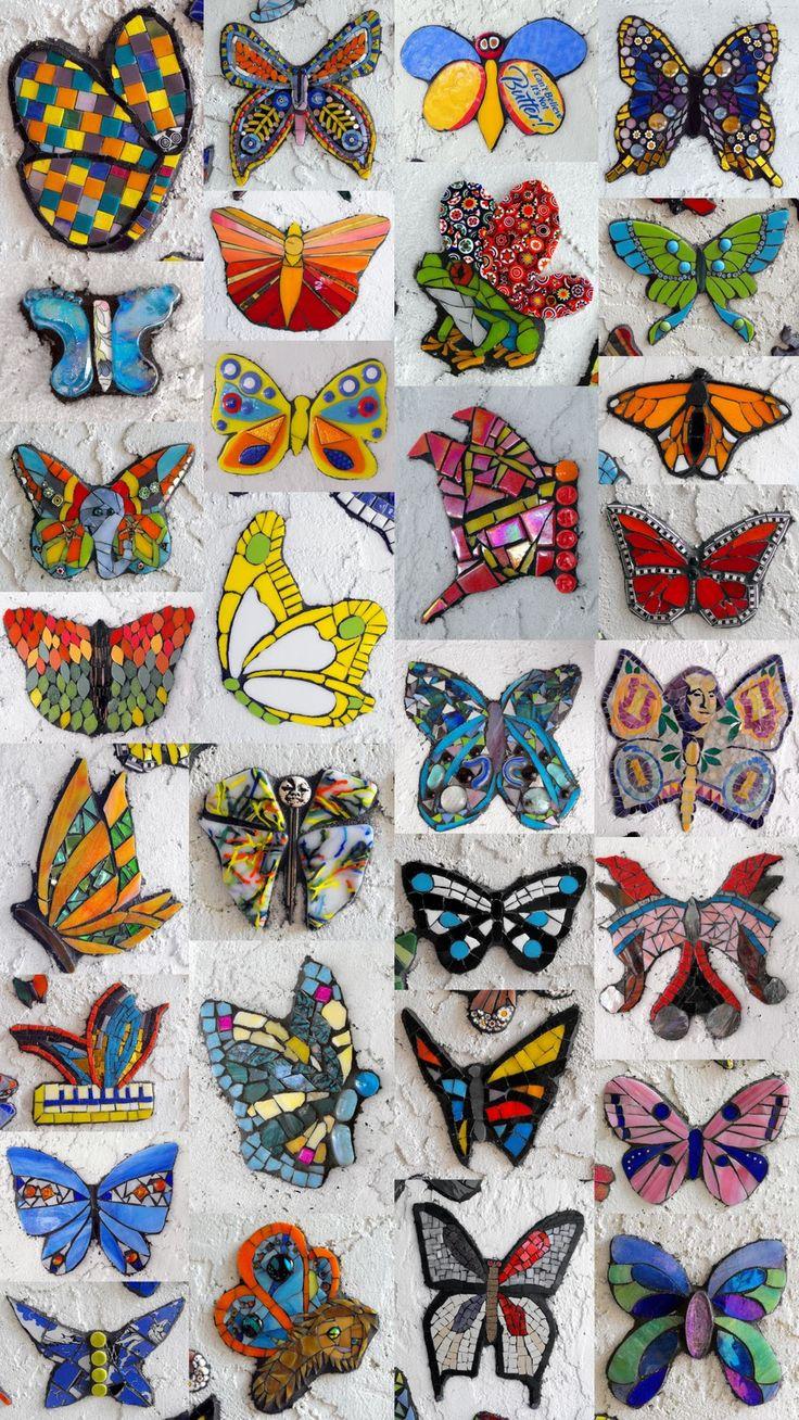 Mosaic Artist Eve Lynchs Bu