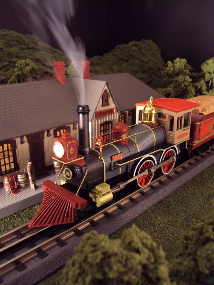 MTH RailKing 440 Golden Spike Union Pacific 119