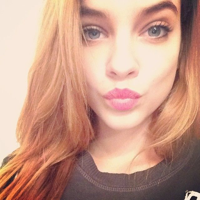 Gosh Her Selfies Are The Best Barbara Palvin