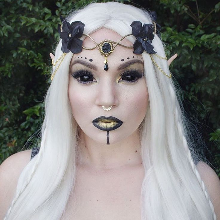 25 Best Ideas About Dark Fairy Makeup On Pinterest Dark