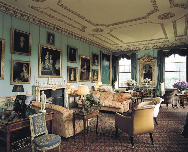 77 Best Images About Althorp The Spencer Family Estate