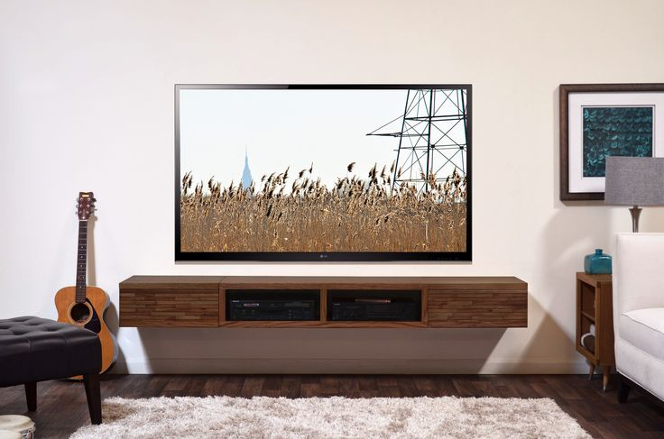 17 Best Ideas About Wall Mount Tv Stand On Pinterest Tv