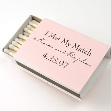 This could be a cheap favor… I could write on them myself and put it with a candle.. and mason just