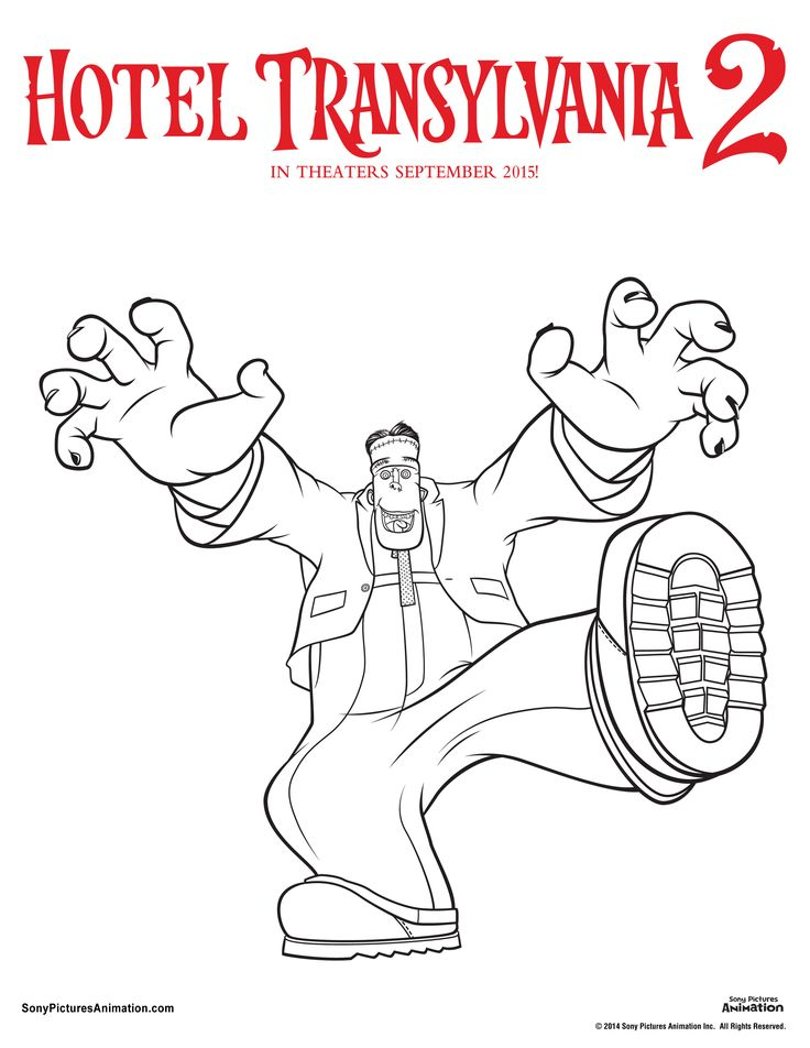 unearth your inner artist  these hotel transylvania 2