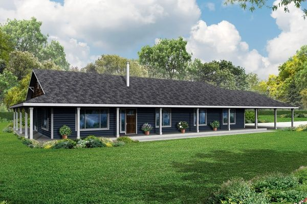 Plans For Ranch Style Home With Wrap Around Porch Ideas For Home Pinterest Wrap Around