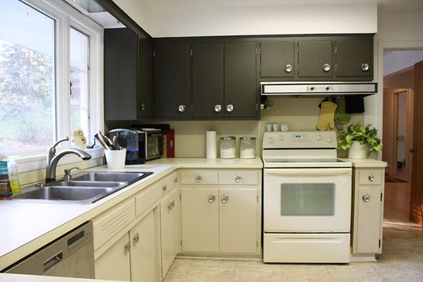 After Before After Kitchen Cabinet Painting Gt Gt Http