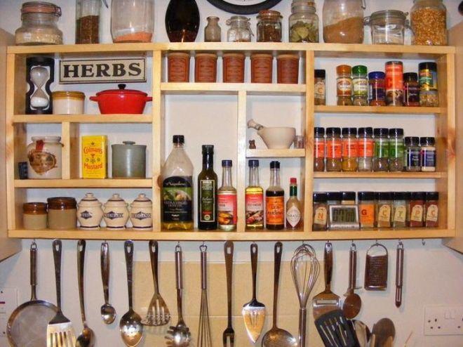 Cooldiyspicerackjpg 800600 shabby chic spice