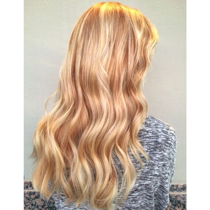 Strawberry Blonde Balayage Pinterest Balayage