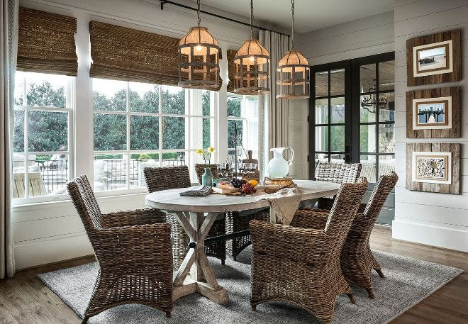 17 Best Ideas About Casual Dining Rooms On Pinterest