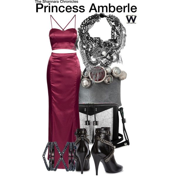 Inspired By Poppy Drayton As Princess Amberle On The