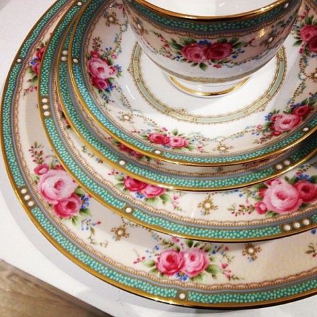 Noritake China Dinnerware: