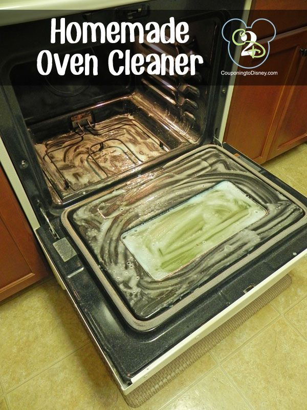 Homemade Oven Cleaner Disney, Homemade and Sodas