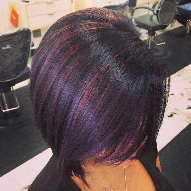 I may not be bold enough to try this but I am in love with these highlights!!