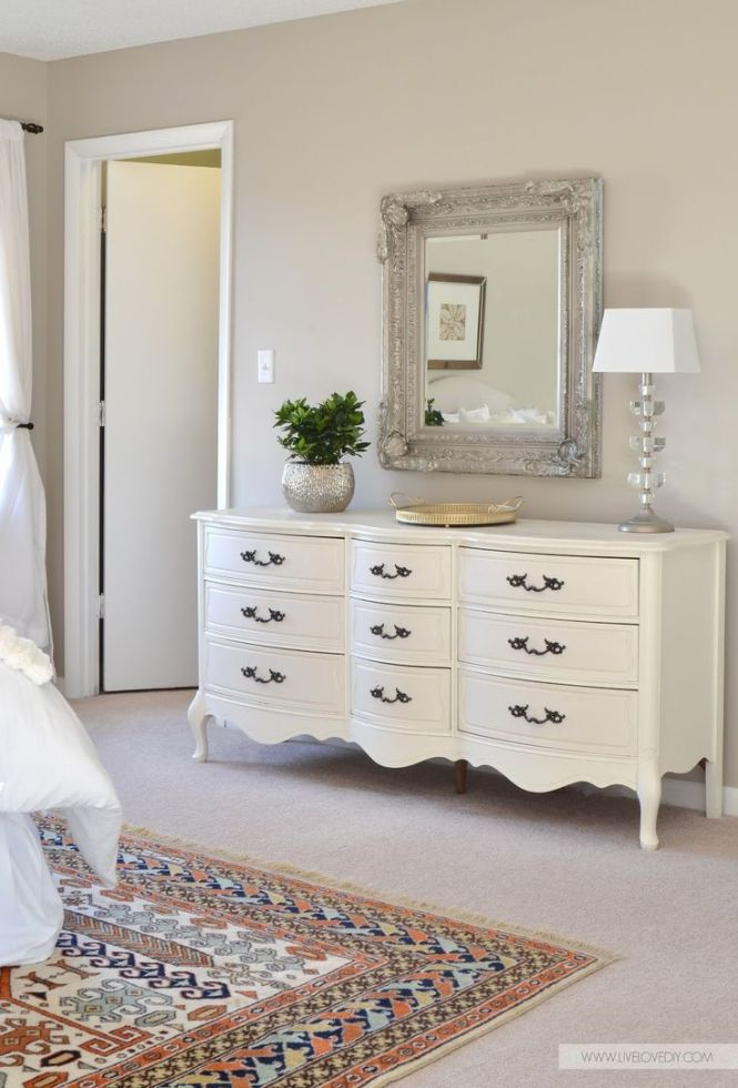 12 Simple Ways To Update Your Master Bedroom French Provincial Decor