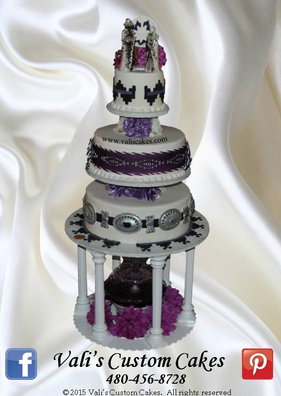 1000 Images About Wedding Cakes On Pinterest Beautiful