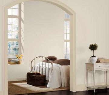 Sherwin Williams Divine White Walls With Kilim Beige Trim