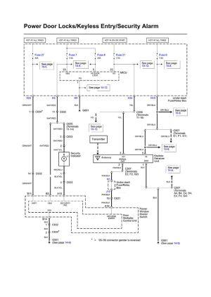 85 Chevy Truck Wiring Diagram | Fig POWER DOOR LOCKS