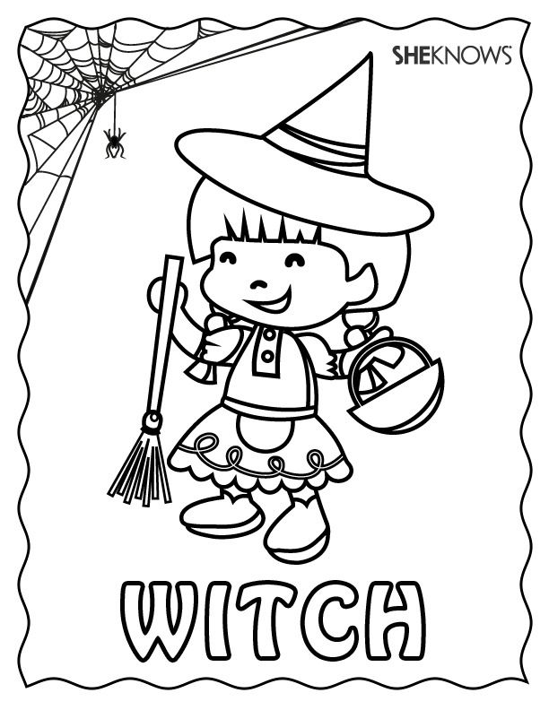 0 images about halloween on pinterest  coloring pages