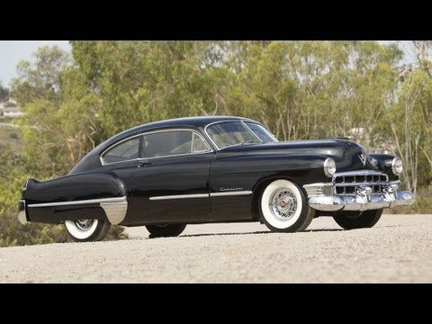 1949 Cadillac Series 61 Club Coupe Sedanette For Sale