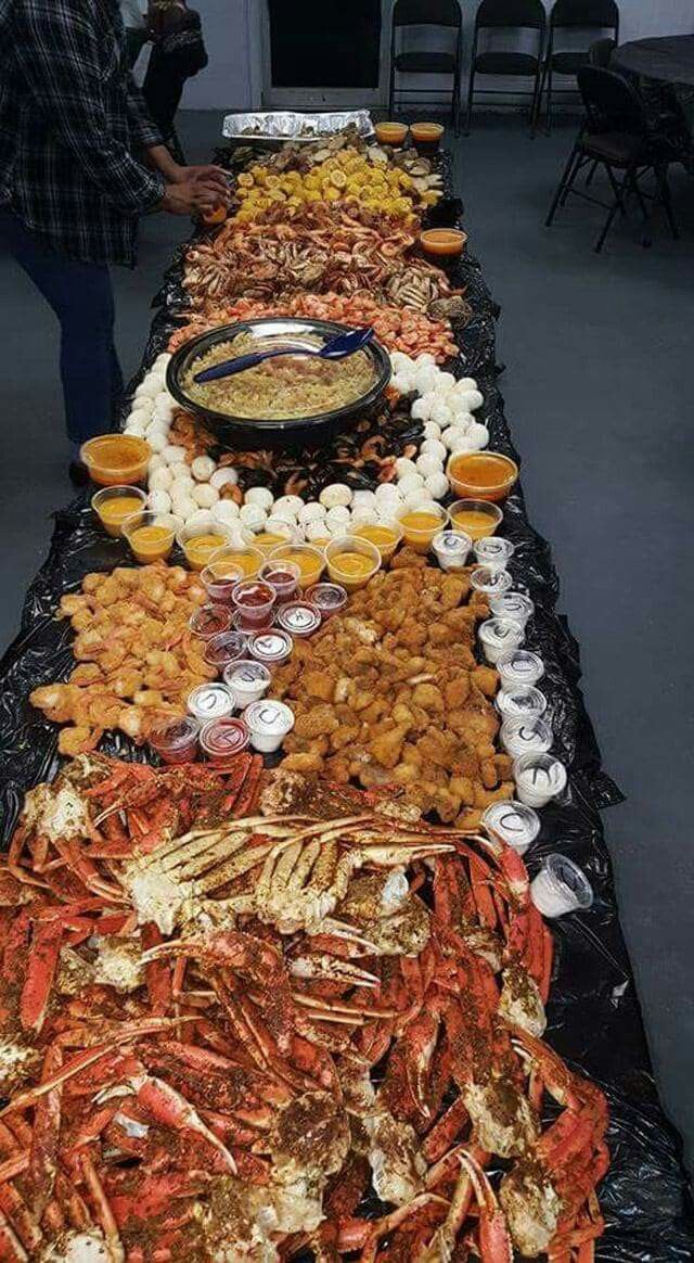 25 Best Ideas About Seafood Buffet On Pinterest Seafood
