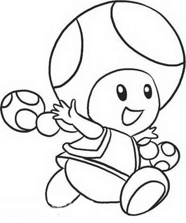 guarda tutti i disegni da colorare di super mario www bambinievacanze